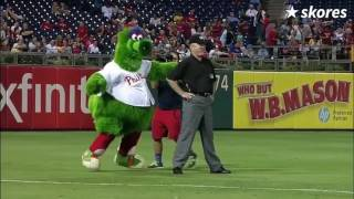 Funniest Mascot moments ever