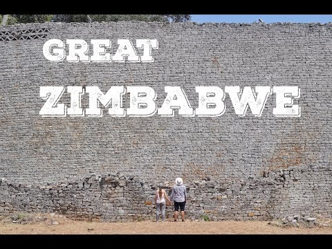 Great Zimbabwe Ruins, Zimbabwe, Africa | Oldest Civilisation in Sub-Saharan AFRICA Lost Civilisation