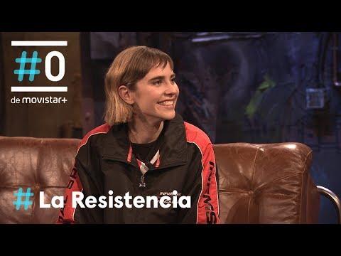 LA RESISTENCIA - Brisa Fenoy y el reggaeton feminista | #LaResistencia 08.02.2018