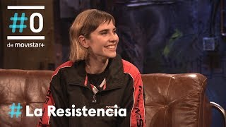 LA RESISTENCIA - Brisa Fenoy y el reggaeton feminista   #LaResistencia 08.02.2018