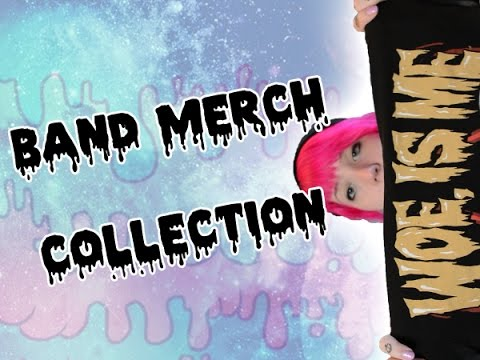 Band Merch Collection | January 2015