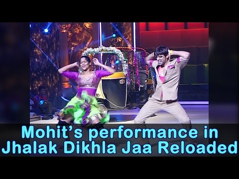 Mohit Malik's MADE IN INDIA Act in Jhalak Dikhla Jaa Reloaded