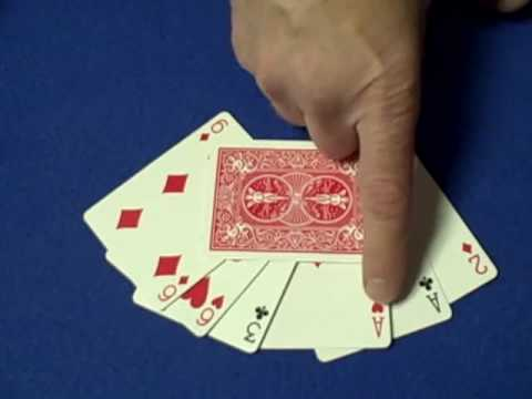 'The Power Of Three' Mathematical Card Trick Tutorial