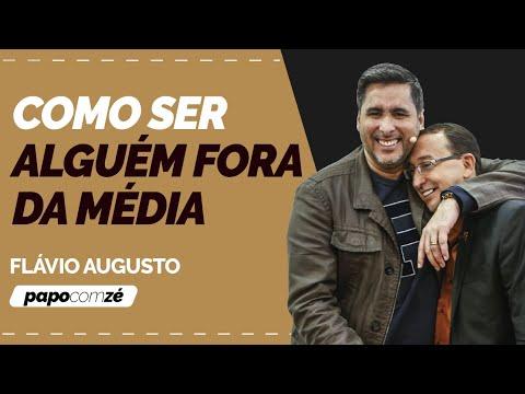 Flávio Augusto fala sobre padrão mental para ficar acima da média + 3 insights ao vender a Wise up