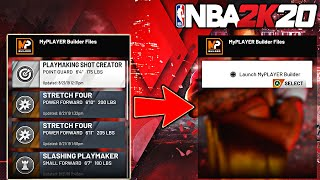 NBA 2K20 DEMO HOW TO DELETE PLAYERS & CREATE MORE THAN 6 PLAYERS XBOX & PS4