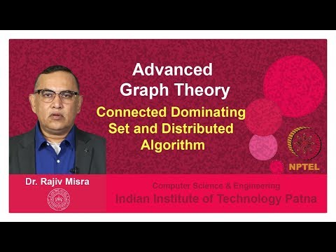 Lecture 23: Connected Dominating Set and Distributed Algorithm