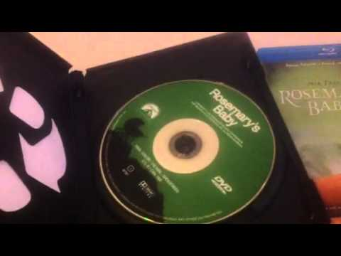 Comparison of Rosemary's Baby DVD and UK Blu-ray