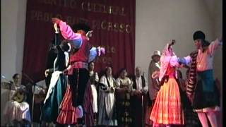 Folclore Andaluz 78 Chacarrá de Benalup de Sidonia (cadiz)