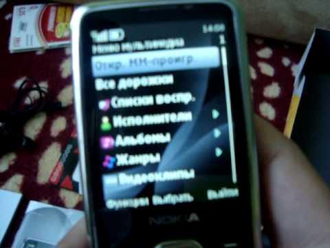 Видео обзор Nokia 6303 / 3 сим-карты / громкий динамик - Купить в .