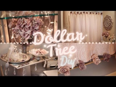 4 AMAZING Dollar Tree Diys