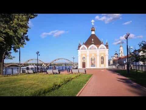 Рыбинск - наш город / Rybinsk Hyperlapse 2014