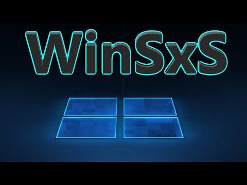 Как очистить папку WinSxS в Windows 10/8.1/7