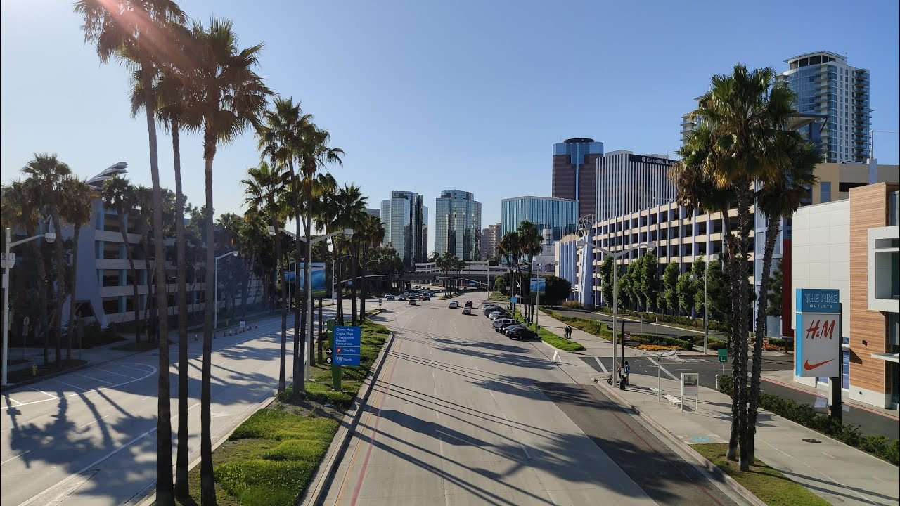The Pike Outlets - Long Beach