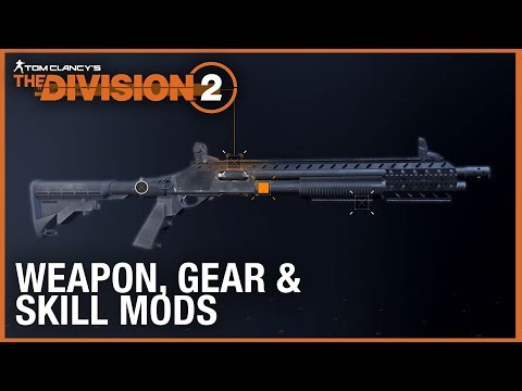 Tom Clancy's The Division 2: Tips & Tricks | Weapon, Gear & Skill Mods | Ubisoft [NA] thumbnail