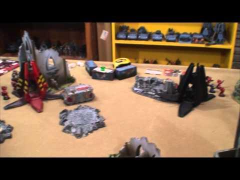 TBMC - HD Video Batrep - 1500 Blood Angels vs Grey Knights