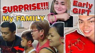 IYAK SYA | EARLY CHRISTMAS GIFT FOR THEM | MY FAMILY | SOCIAL CLIMBERS | BRENDA MAGE