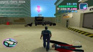 GTA Vice City - Mision #6 - Disturbios - Tutorial