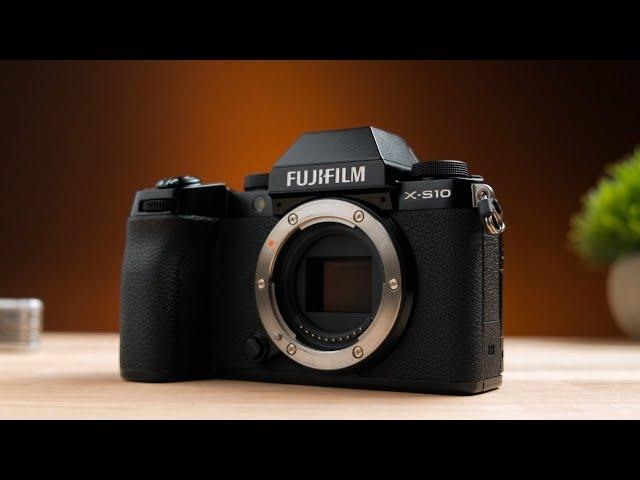 Fujifilm X-S10 Recensione - Perfetta per (quasi) tutti