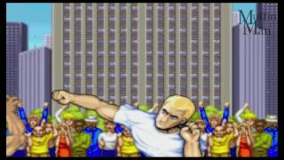 Capcom Classics Collection Reloaded PSP Gameplay HD