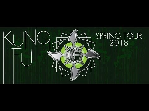 Kung Fu LIVE @ Asheville Music Hall 3-15-2018