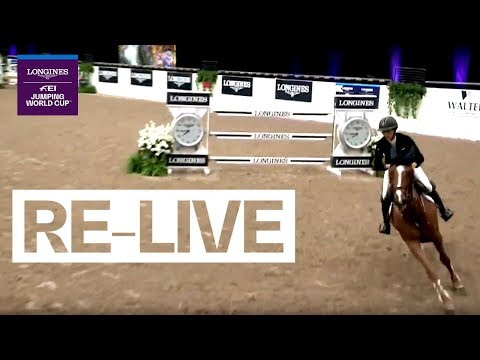 RE-LIVE | Longines FEI Jumping World Cup™ 2018/19 | Las Vegas | Welcome Speed Classic