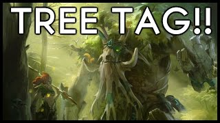 Dota 2 Mods | TREE TAG!!