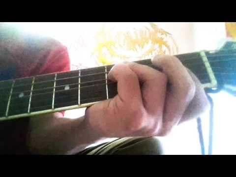 biarkan kumelihat surga cover gitar akustik