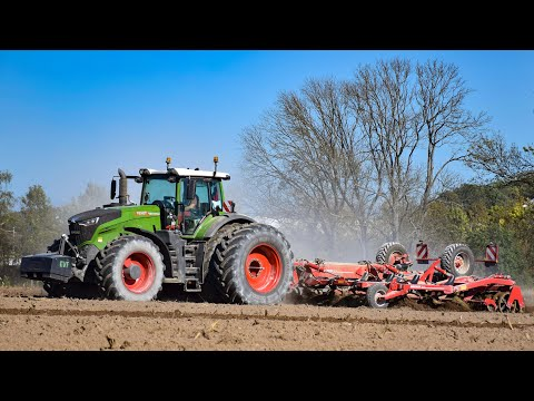 horsch-agrovation--ctf-preparing/-příprava-2019--fendt-1050-vario-&-challenger-mt865e
