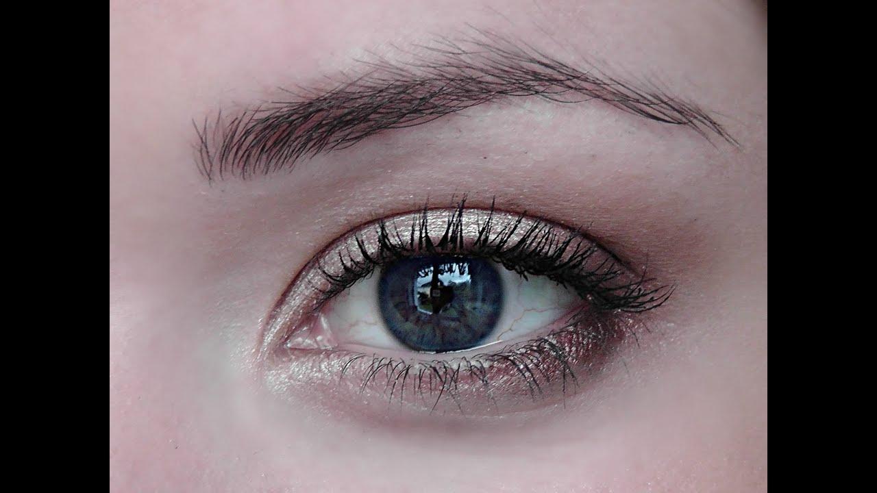 make-up for blue/hazel eyes