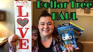 Dollar Tree 🌲 Haul! Awesome NEW/WISH list items found!😀
