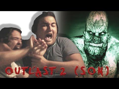 Youtuberlar Oynuyor: OUTLAST 2  (SON)