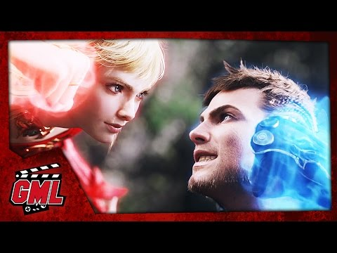 Final Fantasy 14 (toutes les cinématiques) - Film Animation