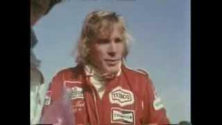James Hunt Interview After 1976 British Grand Prix