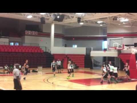 """John Lazar AAU Highlights """" Class of 2017 """""""