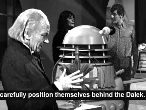 Doctor Who The Daleks' Master Plan Episode 12