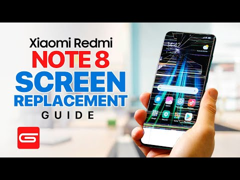 Xiaomi Redmi Note 8 LCD Screen Replacement