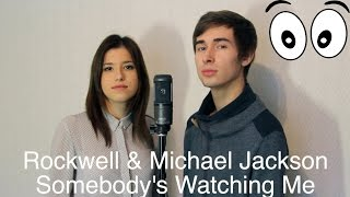 Rockwell & Michael Jackson - Somebody's Watching Me (Cover / Кавер)