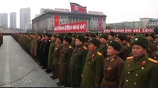 Corea del Norte alerta de la alianza militar entre EEUU y Corea del Sur