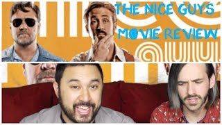 THE NICE GUYS MOVIE REVIEW!!!