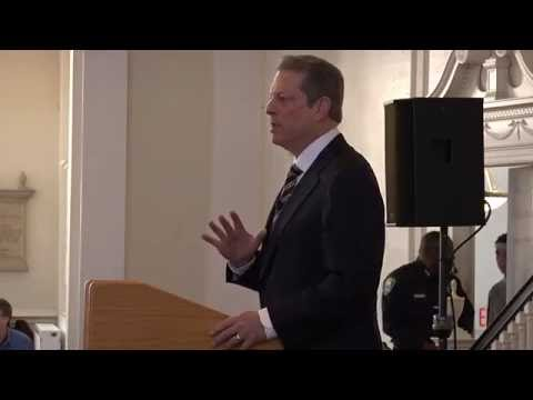 "Al Gore: ""Our Choice: A Plan to Solve the Global Climate Crisis"""