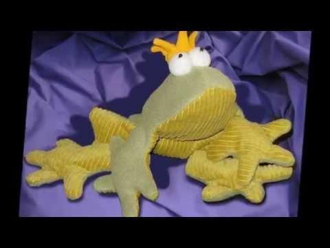 видео: Как сделать тряпичные игрушки своими руками  Выкройки