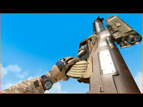 Call of Duty: Modern Warfare 3 - All Weapon Reload Animations within 5 Minutes |