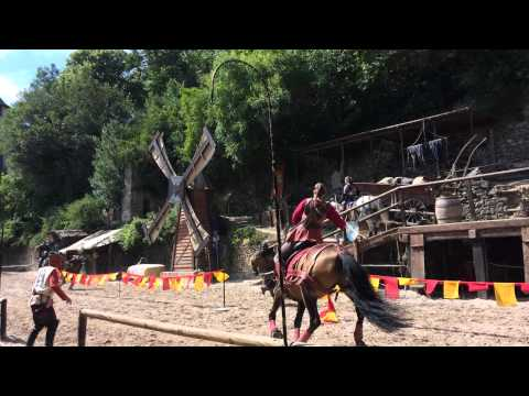 Amazing Horse Spectacle in Provins, France by Sokunnara TH
