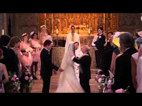 Gossip Girl - Blair's Wedding scene - 5x13 (VOSTFR avaliable)