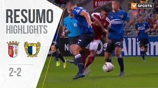 Highlights   Resumo: Sp. Braga 2-2 Famalicão (Liga 19/20 #10)