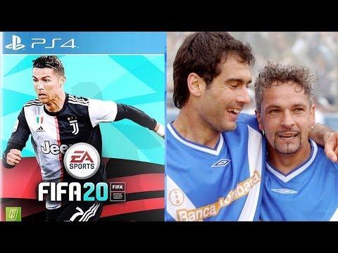 FIFA 20 ЗА КОГО НАЧАТЬ КАРЬЕРУ | ЗДЕСЬ ЖГЛИ БАДЖО И ГВАРДИОЛА, ТЕПЕРЬ ОНИ ХОТЯТ БУФФОНА