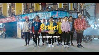 Sensei Dance Choreography | Chris Brown | The Roar Dance Studio