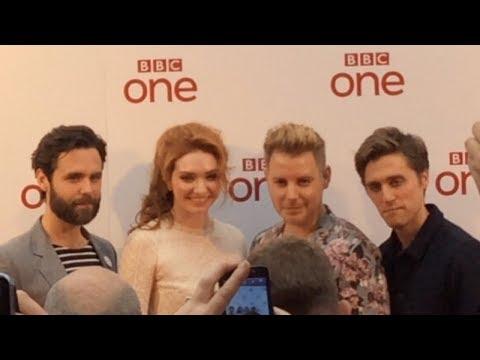 POLDARK Season 4 BBC UK Premiere Regal Cinema, Redruth CORNWALL 5th June 2018