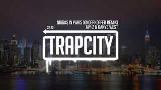 (Beste Musik)  Jay Z & Kanye West Niggas In Paris Onderkoffer Remix