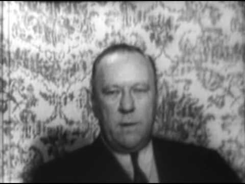 J. Edgar Hoover, 40th Anniversay as Head of FBI, DOCUMENTARY FILM: Highlights activities of the ...